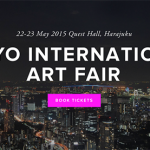 Tokyo International Art Fair May 22 May 23rd by Global Art Agency